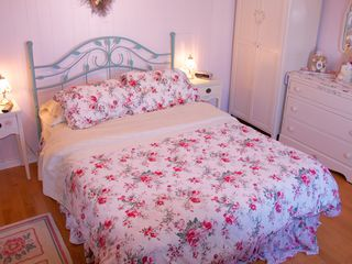 Avon-by-the-Sea house photo - Queen bedroom on the 3rd floor