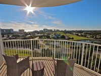 AMAZING VIEWS FROM THIS 2 BDRM UNIT AT GORGEOUS PALMS OF DESTIN RESORT!!