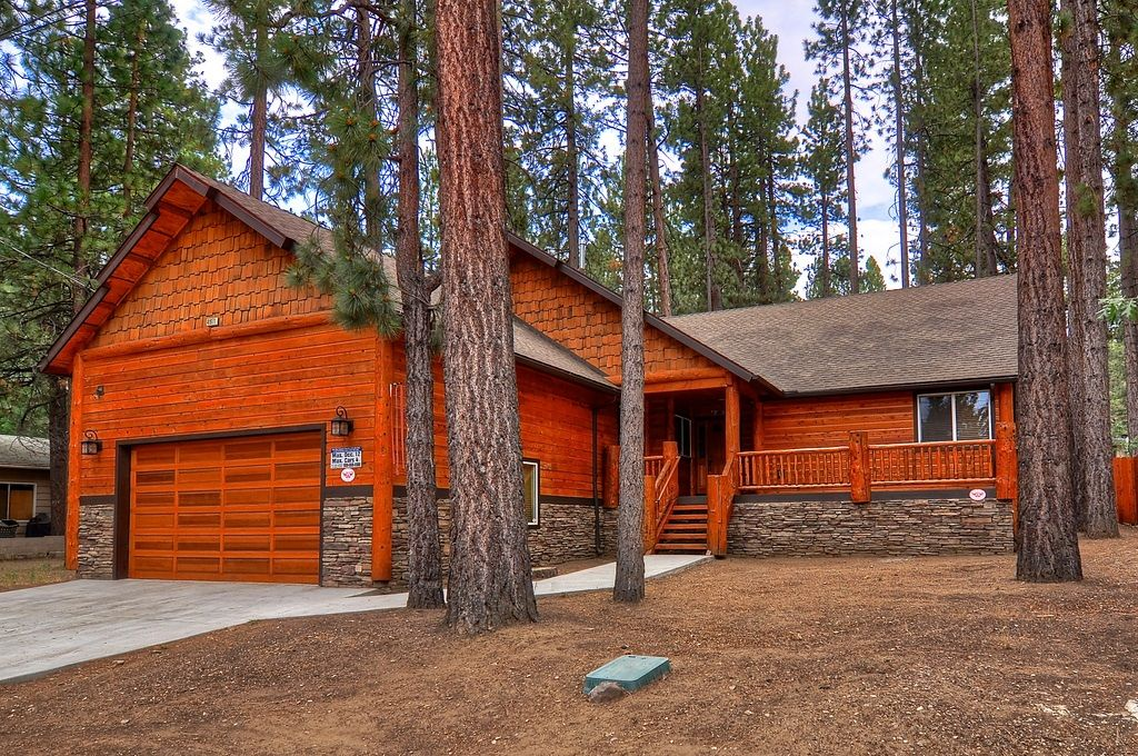 Tamarack Lodge Near Snow Summit Spa Pool Vrbo