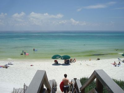 Taken from the Top of the Private Gulf Place Beach Access