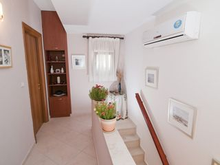 Chalkidiki house photo - Staircase to first floor and hallway