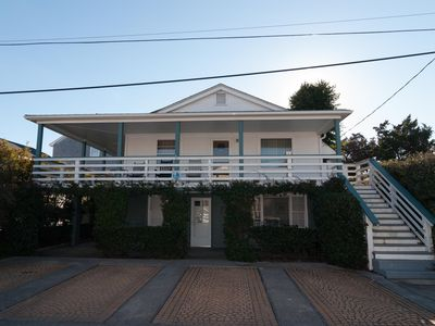 Nice Traditional 3Br Beach Unit with a Great Wraparound Porch