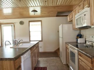Macks Creek cabin photo - Kitchen