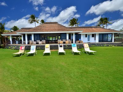 Poipu house rental - Time to relax in the Kauai sunshine
