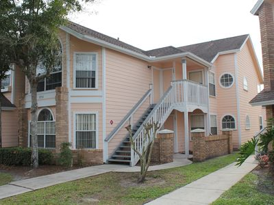 Within 3 miles of Disney World, with pool, hot tub, gym, sauna, free Wi-Fi