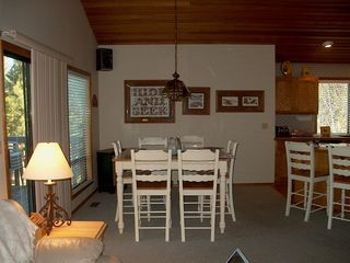 Sunriver house photo - Dining Room