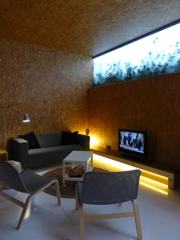 Loft in the middle of nature, ideal for rest and visit Santiago