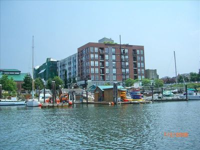 Mermaid Wharf Condo