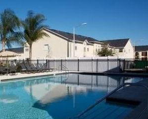 Club Cortile townhome photo - Clubhouse heated pool