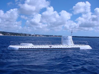 Go for a trip on a real Submarine