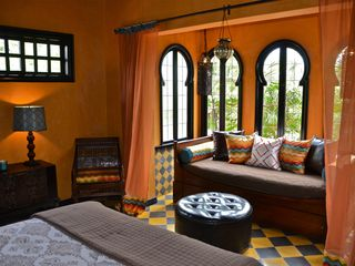 Tamarindo house photo - The Mirador room with a view of the Ocean