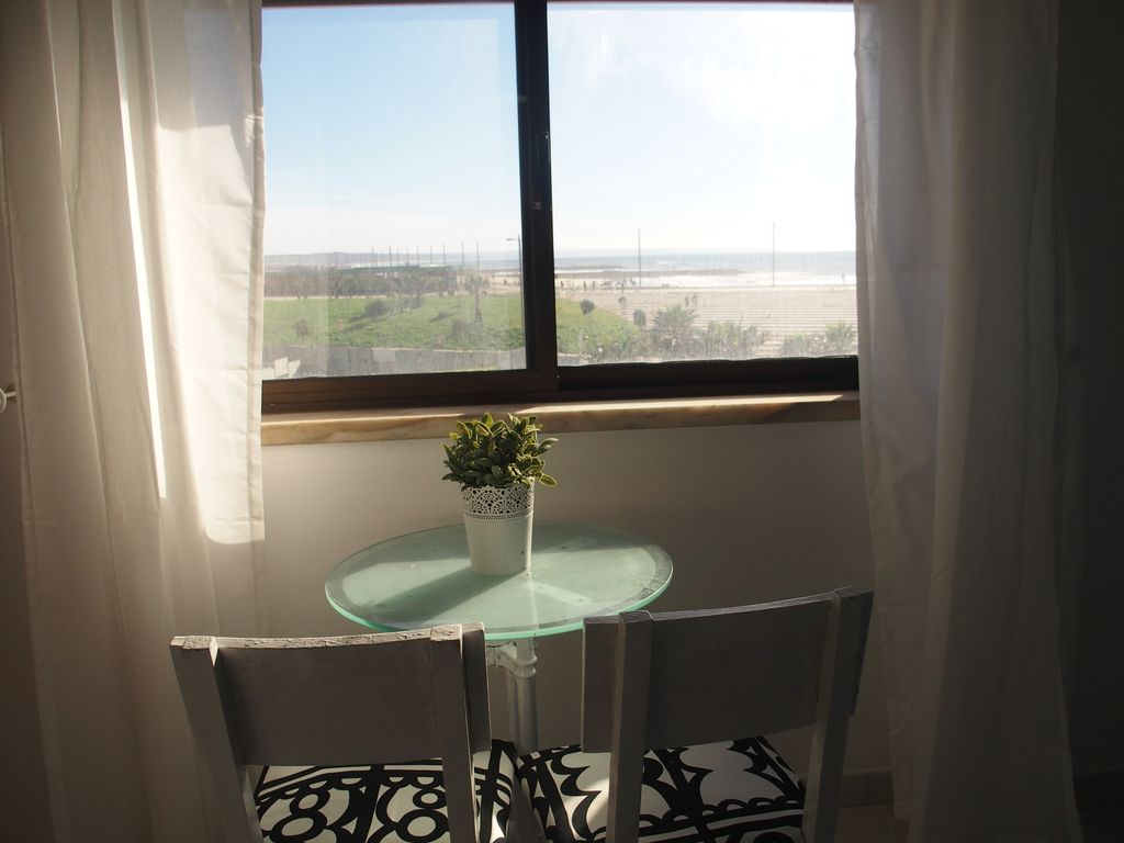 Apartment 55 square meters, close to the sea