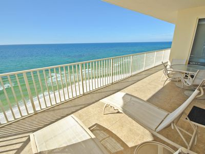 Stunning Views From Your Huge Wrap Around Furnished Balcony! 10th Floor Views!
