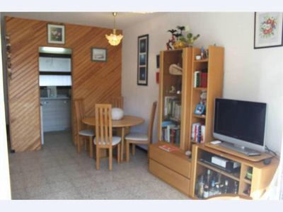 nice apt. Costa Brava near Sant Feliu and Tossa de mar ent; equipped COTA animals.