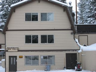 Mammoth Lakes condo photo - Rec Room with ping pong table & Ouutdoor Spa