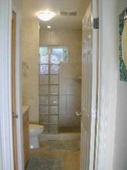Kihei cottage photo - Custom bathroom walk in shower.