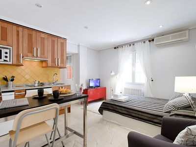 Madrid Center apartment rental - Studio A