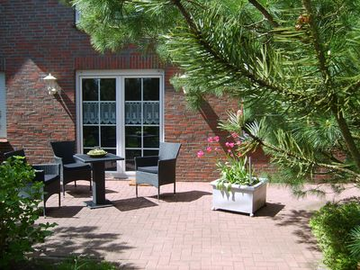 Disabled apartment in idyllic location by Holtriemer Country