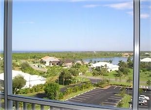 6th Floor Beautiful Views of Lake and Charlotte Harbor