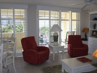 San Marco Residences condo rental - Family Room