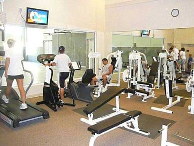 Fitness Center at the Palm Canyon Resort