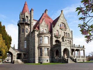 Victoria condo photo - Visit Craigdarroch Castle, just a few minutes walk from the City Skyline Suite.