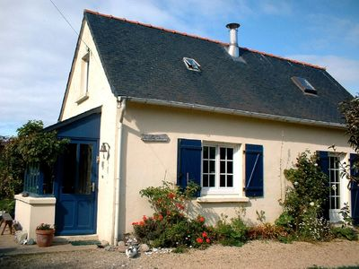 FISHERMAN HOUSE 100 m from the beach in protected natural site Remarkable