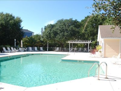 Pelican Bay pool- only for owners & guests of Pelican Bay- no fee to use