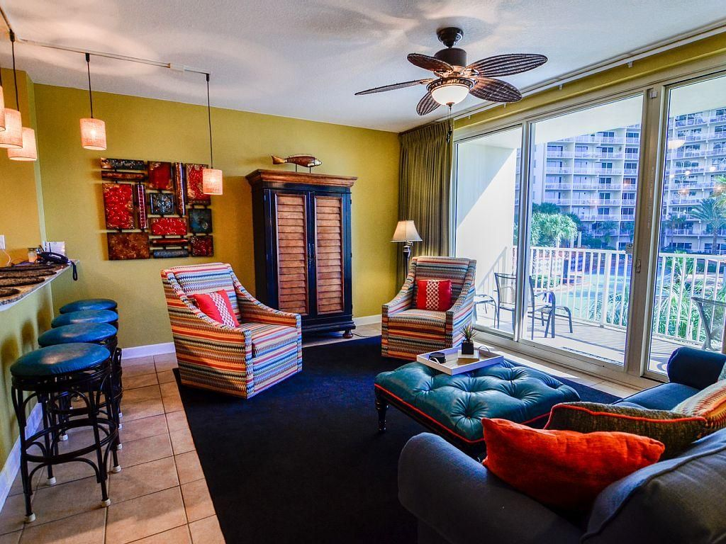 2 Bed 3 Bath In Shores Of Panama Gulf Pool Views Sleeps 8 3 Br Vacation Condo For Rent In