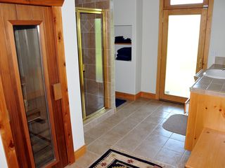 Park City house photo - Lower Main Bath w/private sauna
