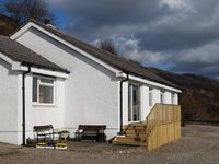 Self catering holiday home in the West Highlands of Scotland
