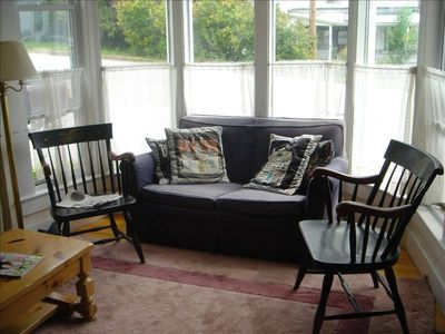 Lower Bay Window/Living Room