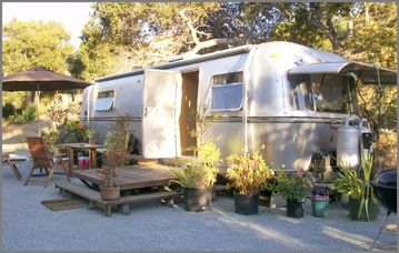 Airstreams in the USA