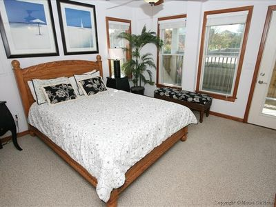 Ground Floor King Master Bedroom