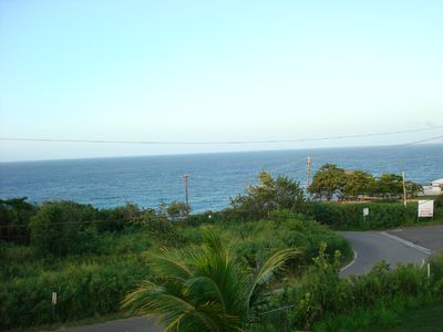 View of the Atlantic Ocean from the property