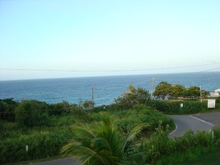 Manati apartment photo - View of the Atlantic Ocean from the property
