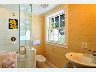 Key West house photo - The Zen Bathroom 6 is also en-suite with custom glass shower.