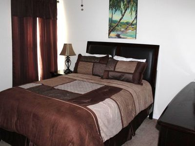 Villa Sol house rental - Spacious Bedroom