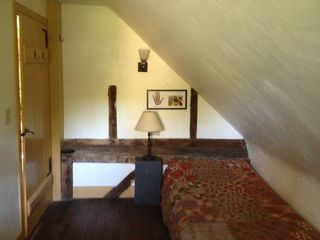 2nd floor small bedroom. - Hudson Highlands farmhouse vacation rental photo