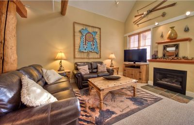 Enjoy true Montana luxury, ski-in/ski-out, only steps to Lodge