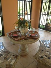 Vieques Island villa photo - You will enjoy our al fresco dinning room, buen provecho!