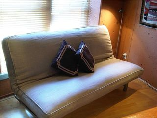 Vancouver condo photo - Bonus: Comfy futon (sleeps 2) and complimentary, secure WiFi connection