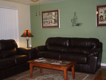 Old Town Scottsdale house rental - Living room