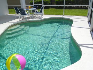 Come on in and enjoy the pool!