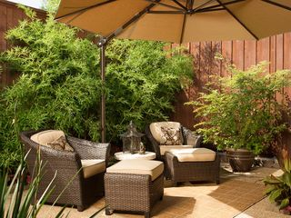 Dallas townhome photo - Outdoor patio