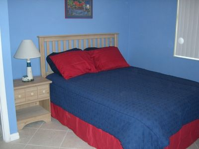 Bradenton Beach house rental - Lighthouse Bedroom with Queen-Sized Bed
