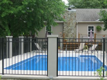 pool on premises