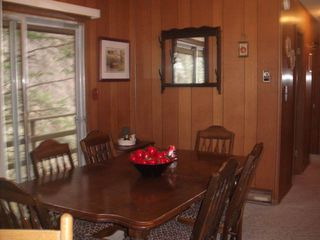 Canton cabin photo - Dining area!