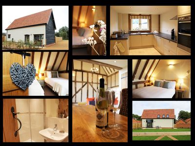 Visit England 4* GOLD Beautiful Renovated Barn - Sleeps 4 in two bedrooms