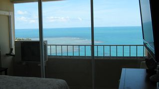 Luquillo condo photo - Sea horse bedroom ocean view